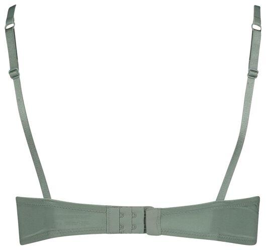 padded bh kant groen groen - 1000018608 - HEMA