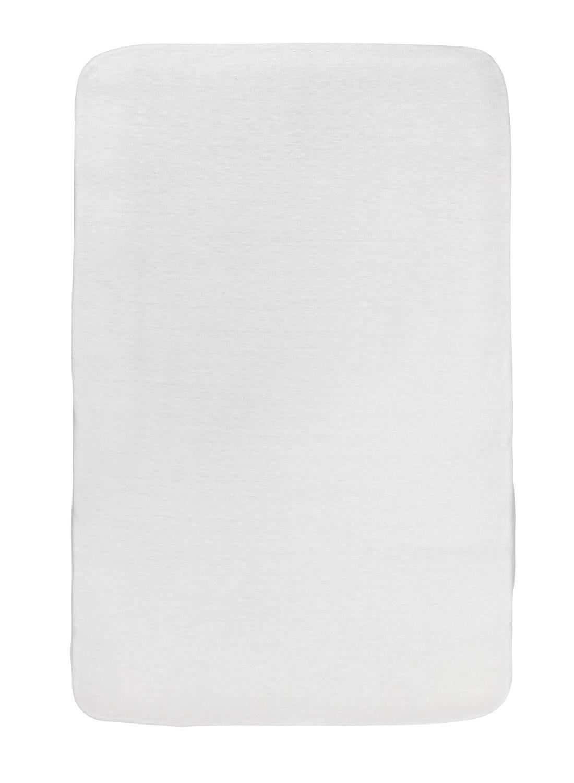 HEMA 2-pak Ledikant Hoeslakens 60 X 120 Cm (gebroken wit)