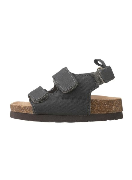 baby sandalen groen groen - 1000012847 - HEMA