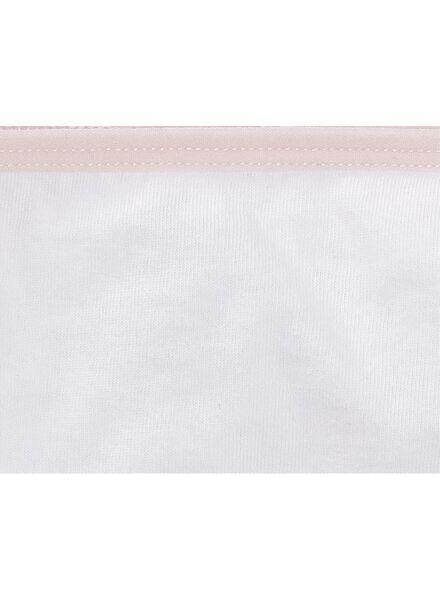 4-pak kinderslips grijsmelange grijsmelange - 1000006512 - HEMA