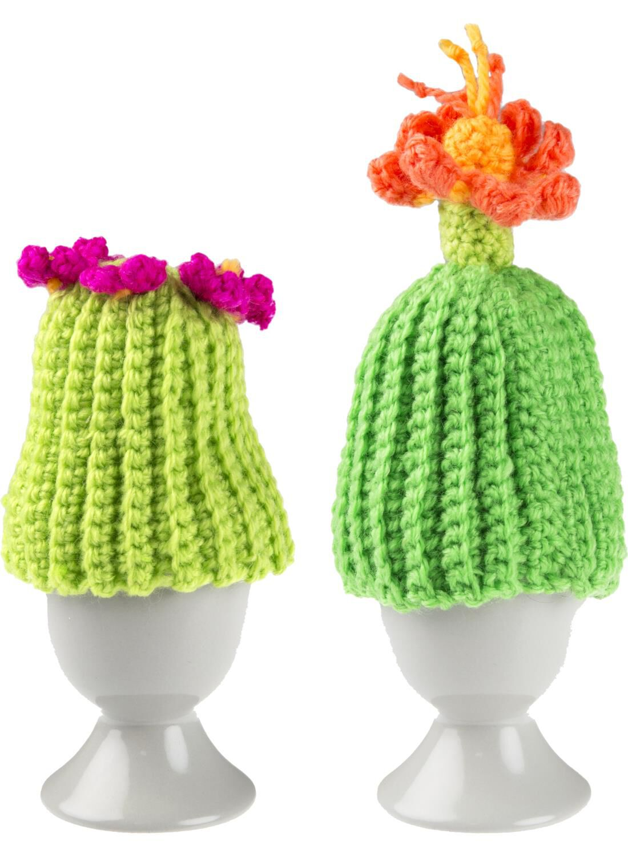 HEMA Haakpakket Eierwarmer Cactus