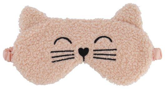 slaapmasker kat - 61122868 - HEMA