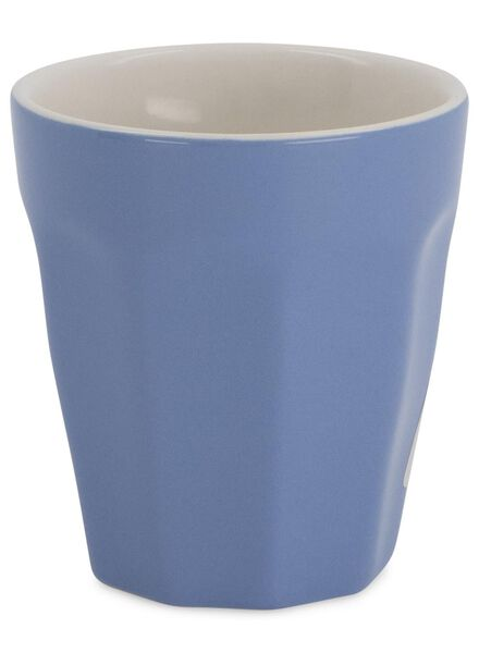 mokken - 90 ml - Mirabeau - blauw - 2 stuks 9cl blauw - 9602108 - HEMA