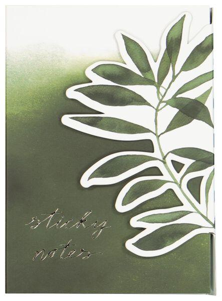 sticky notes boek - bladeren - 14126715 - HEMA
