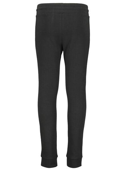 kinder sweatbroek zwart zwart - 1000016749 - HEMA