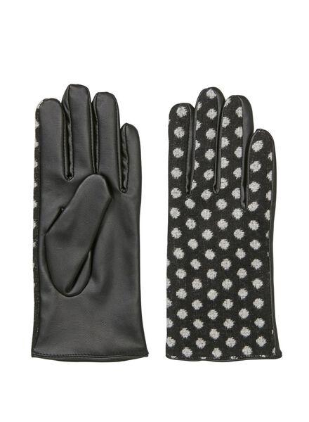 dameshandschoenen grijs grijs - 1000009304 - HEMA