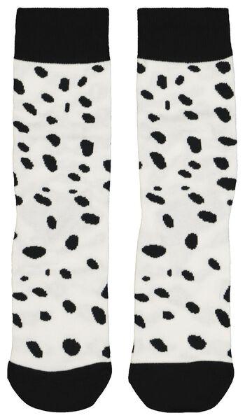 sokken maat 36-41 dalmatiër - 61122828 - HEMA