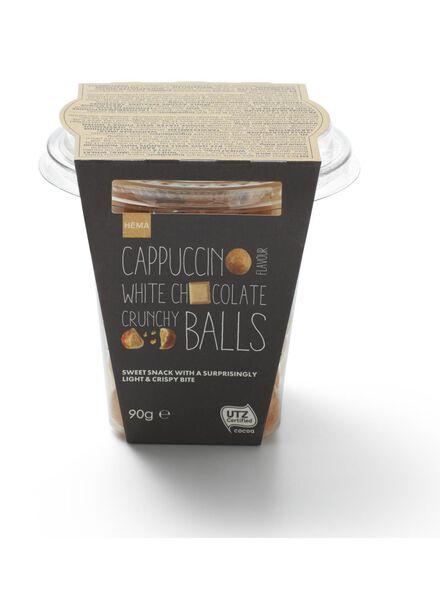 zwarte bessen met witte chocolade en yoghurt - 10663046 - HEMA