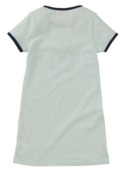 2-pak nachthemden mintgroen mintgroen - 1000006646 - HEMA