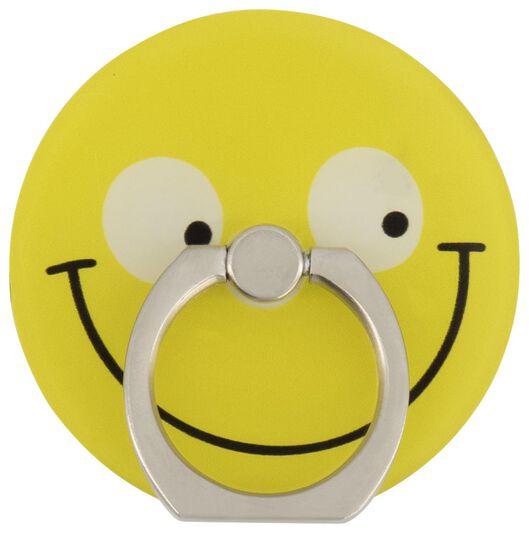 telefoonhouder ring smiley - 39680124 - HEMA