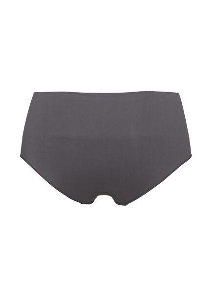 2-pak corrigerende dames slips grijs grijs - 1000002383 - HEMA