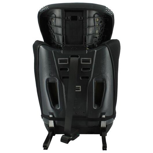 autostoel doorgroei 9-36kg Isofix zwart/witte stip - 41700008 - HEMA