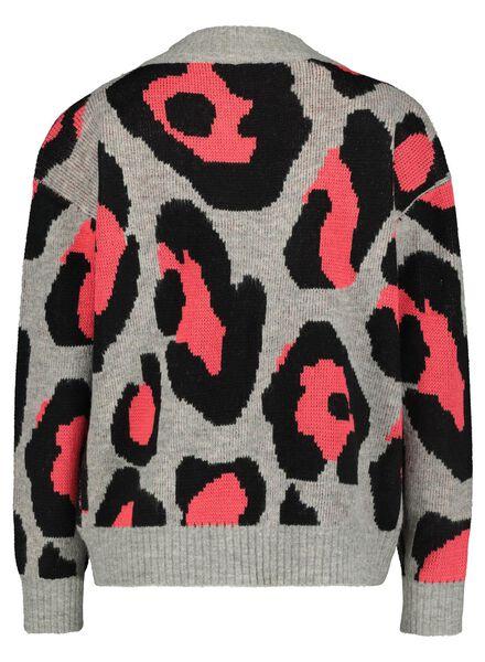 damescardigan roze roze - 1000016550 - HEMA