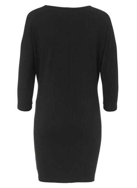 damesjurk zwart zwart - 1000008729 - HEMA