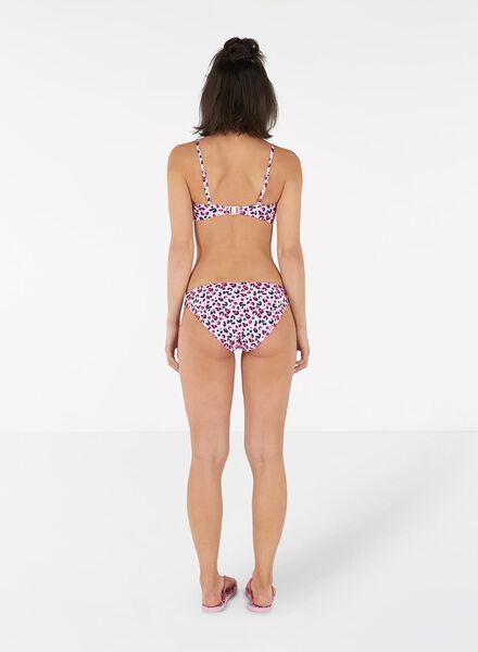 dames bikinislip roze - 1000011893 - HEMA