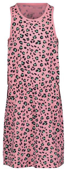 kinderjurk roze roze - 1000019101 - HEMA
