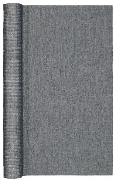 raamfolie textiel 150x45 gerecycled donkergrijs - 7610004 - HEMA