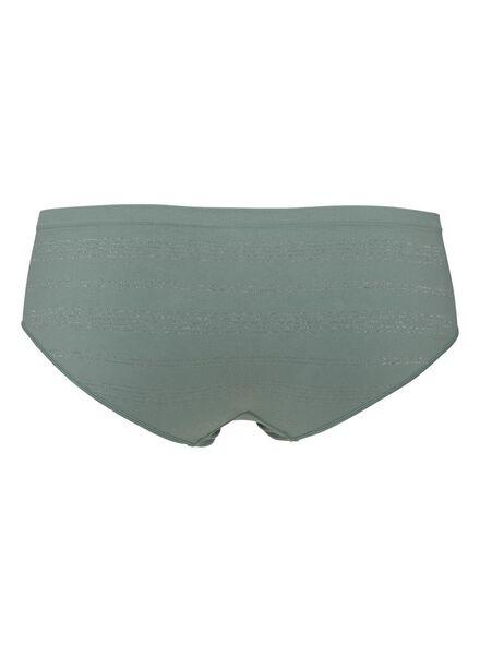 dameshipster naadloos micro groen groen - 1000011920 - HEMA