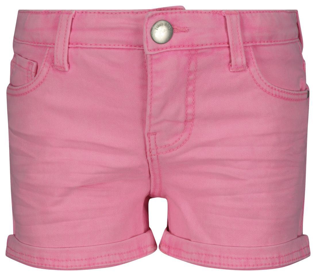 HEMA Kindershort Roze (roze)