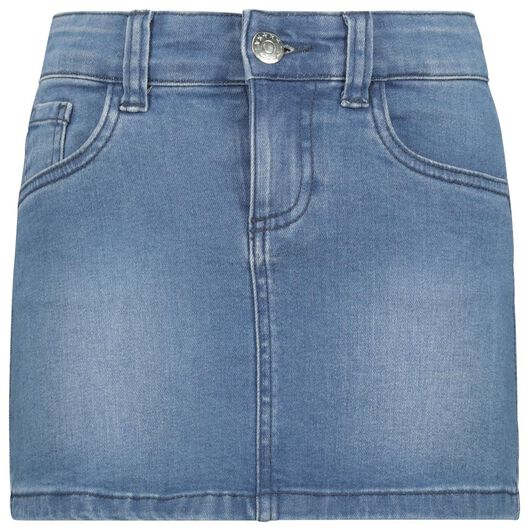 kinderrok denim denim - 1000020285 - HEMA