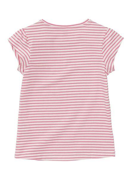 kinder t-shirt lichtroze lichtroze - 1000011941 - HEMA