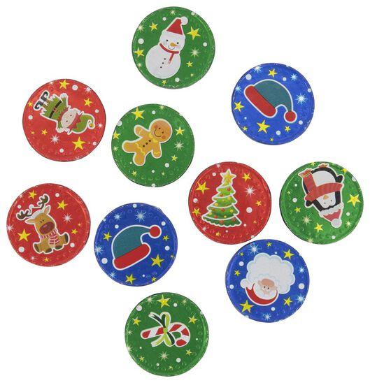 chocolade kerstmunten - 10030017 - HEMA