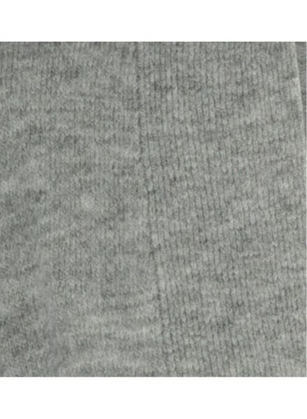 damesvest gebreid grijs grijs - 1000014794 - HEMA