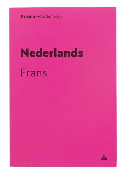 Prisma woordenboek Nederlands-Frans - 14910132 - HEMA