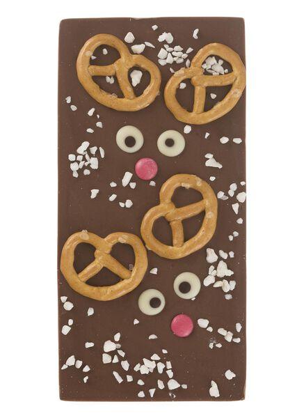 melk chocoladereep - 10040064 - HEMA