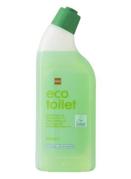 eco toiletreiniger gel - 20500033 - HEMA