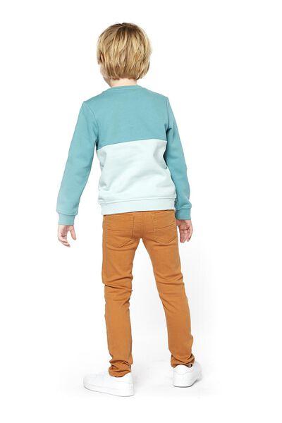 kindersweater zeegroen zeegroen - 1000017716 - HEMA