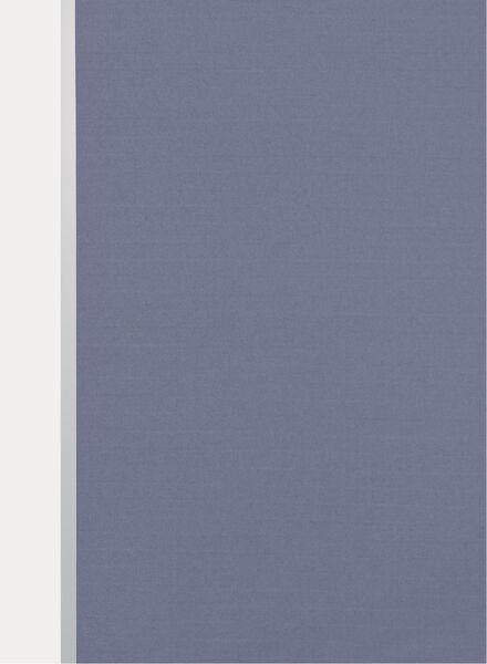 rolgordijn uni verduisterend/witte achterzijde donkerblauw uni verduisterend/witte achterzijde - 7410660 - HEMA