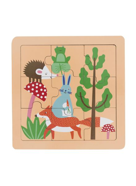 houten puzzel - 15110269 - HEMA