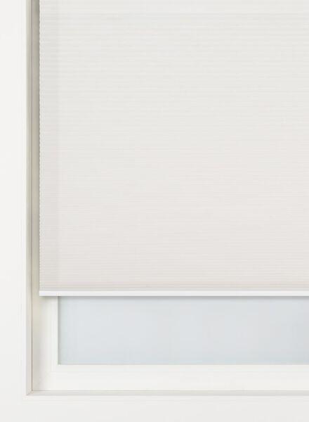 plissé dubbel lichtdoorlatend / gekleurde achterzijde 25 mm - 7430010 - HEMA