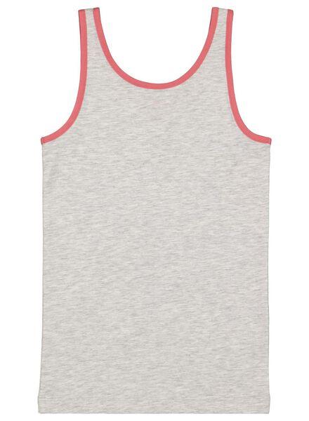 2-pak kinderhemden roze roze - 1000014932 - HEMA