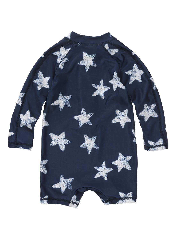 HEMA Baby Zwempak UV-beschermend Donkerblauw (donkerblauw)