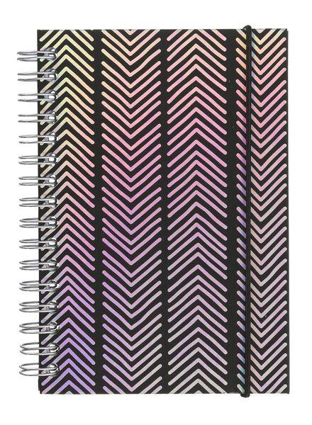 notitieboek A6 gelinieerd - 14161247 - HEMA