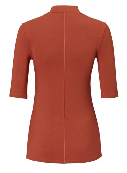 dames top oranje - 1000012415 - HEMA