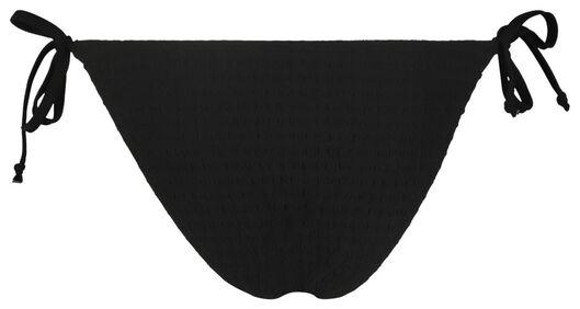 dames bikinislip zwart zwart - 1000017938 - HEMA