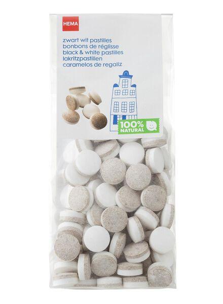 oudhollandse zwart wit pastilles - 10500017 - HEMA