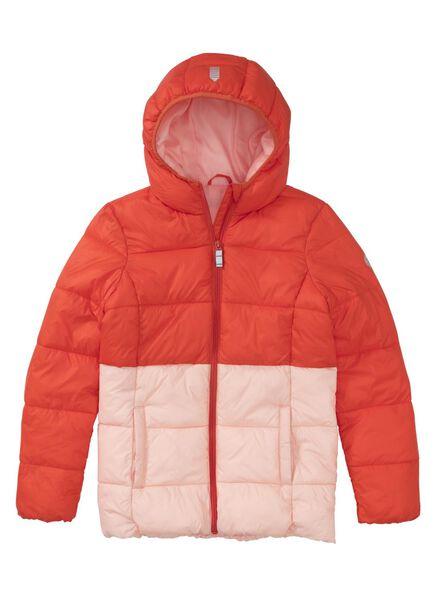 kinderjas rood rood - 1000010324 - HEMA
