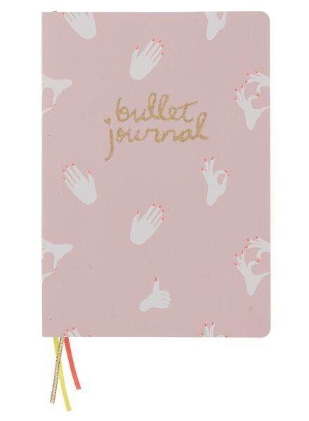 bullet journal A5 - 14160111 - HEMA