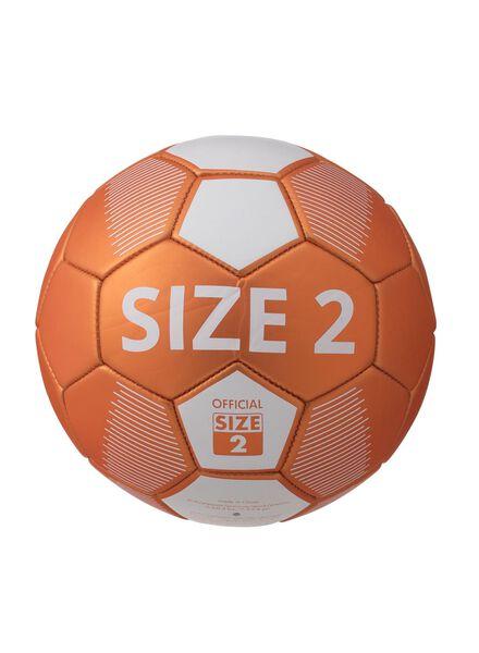 voetbal maat 2 - 34114155 - HEMA