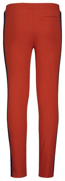 kinder sweatbroek rood rood - 1000017595 - HEMA