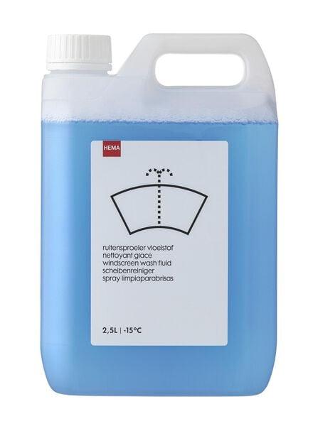 Ruitensproeiervloeistof 2.5 liter