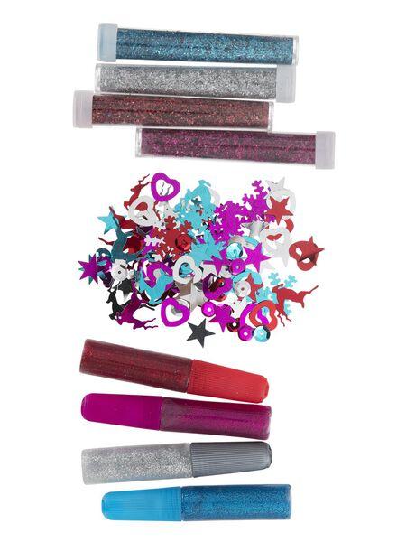 knutselzak glitter - 15983098 - HEMA