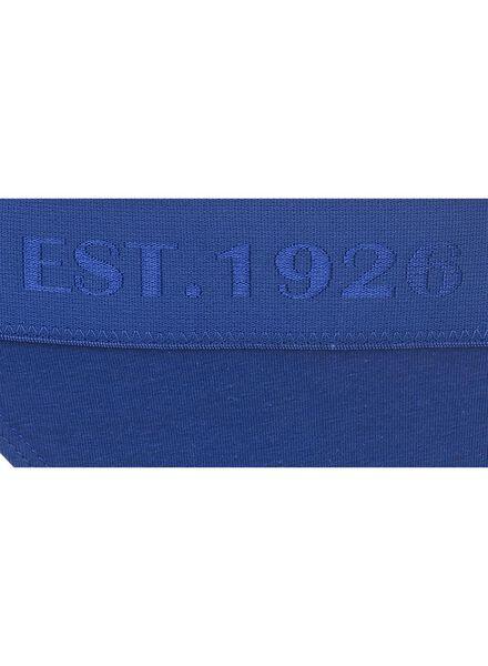 damesslip blauw blauw - 1000006586 - HEMA