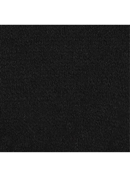 dameshandschoenen recycled touchscreen zwart zwart - 1000017195 - HEMA