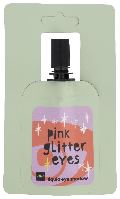 HEMA Vloeibare Oogschaduw Pink Glitter 3 Gram