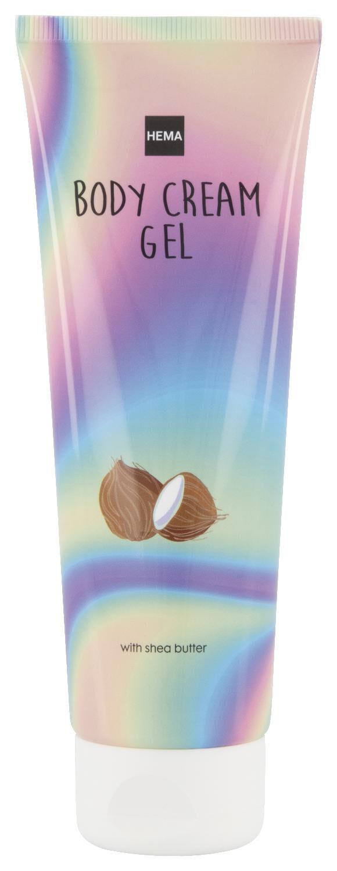 HEMA Bodycrème Gel Kokos - 125 Ml
